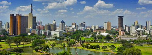 Links: Living in Nairobi