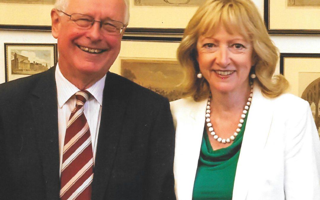 John & Anne Small